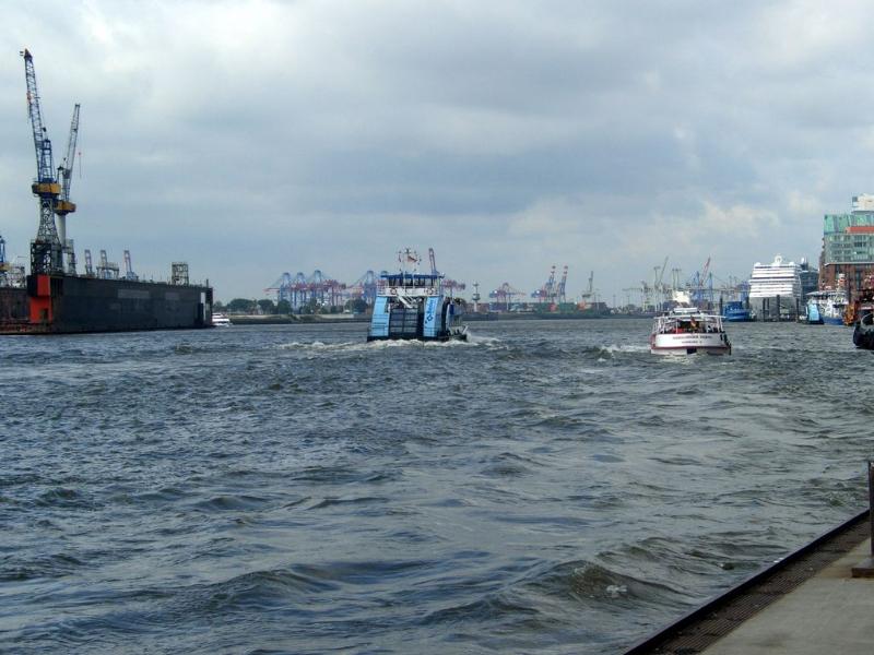 Fotogalerie Rund Um Den Hamburger Hafen Landungsbr Cken Hamburg Internet Blog