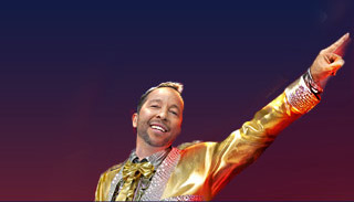 DJ Bobo live Ende Mai in der O2 World Hamburg