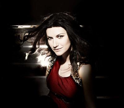 Italiens Superstar Laura Pausini live in der Laeiszhalle