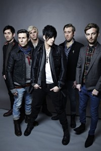 Lostprophets live im Hamburger Docks