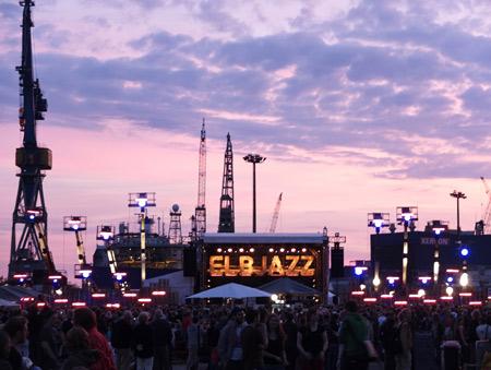 20.000 Besucher beim Elbjazz Festival 2012