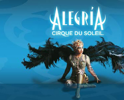 Alegria – Cirque du Soleil in der o2 world Hamburg