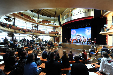 Hafengeburtstag Hamburg – AIDAmar Taufe live im Internet zu sehen