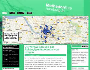Recht umstritten – Methadonliste Hamburg im Internet