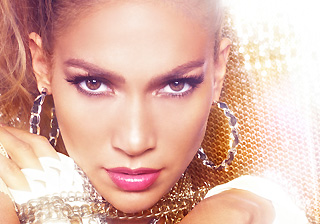 Jennifer Lopez auf Dance Again World Tour Tour in der o2 World Hamburg