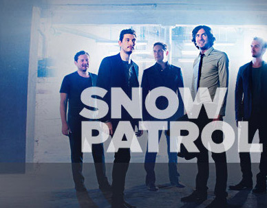 o2 World Hamburg – Snow Patrol live im Juni 2012