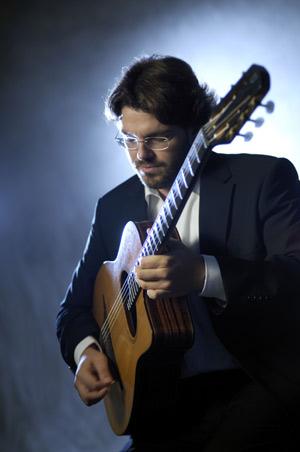 Ende Oktober – das 5. Hamburger Gitarrenfestival