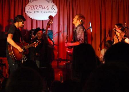 From Lost Home to Hope – Torpus & The Art Directors mit neuem Album im HanseKlub