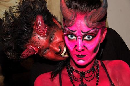 Beiss mich…: Norddeutschlands bekannteste Halloween-Party in Hamburg