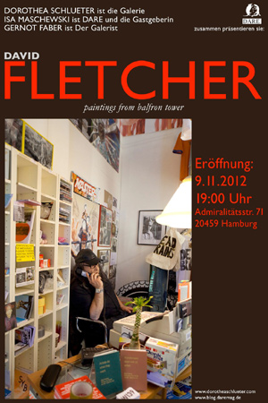 Ausstellung in Hamburg: PAINTINGS FROM BALFRON TOWER