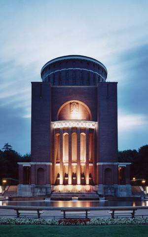 Umbaumaßnahmen – Fitness-Kur für das Hamburger Planetarium – bleibt aber 2013 geöffnet