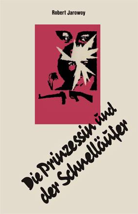Robert Jarowoy liest aus seinem Roman Die Prinzessin und der Schnellläufer