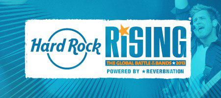 Gewinne ein VIP-Package für das Hard Rock Rising im Hard Rock Cafe Hamburg