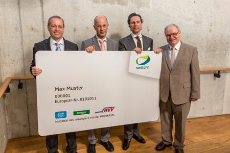 switchh verbindet Hamburg – Hamburger Hochbahn setzt auf Mobilität