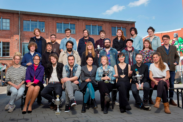 Hamburger Musikpreis Krach & Getöse 2013 geht u.a. auch an Nordfriesen