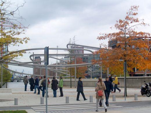 Hafencity wird zur Freilichtbühne – Sommer in der HafenCity 2013