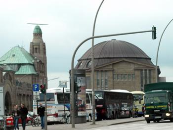 Vermutlich keine Seilbahn über den Hamburger Hafen