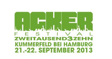 Acker Festival 2013 – Feine Bands, feines Festival!