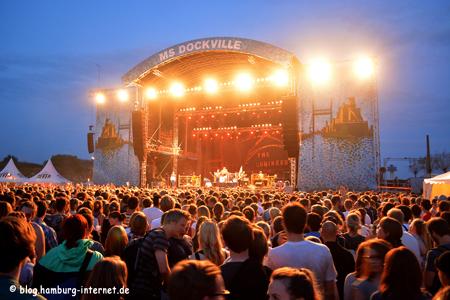 Dockville 2013 – Beste Musik, bestes Wetter und beste Laune bei den Besuchern
