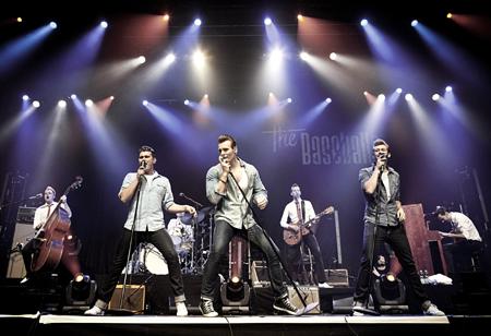 Rock'n Roll, Jazz, Chanson und vieles mehr auf der igs in Hamburg