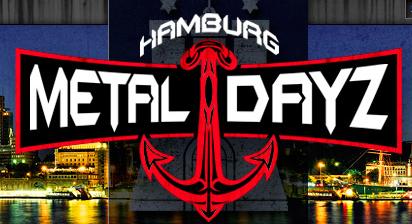 Programm der 2. HAMBURG METAL DAYZ