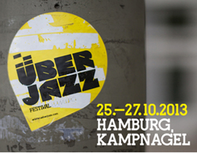 Überjazz Festival im Oktober auf Kampnagel in Hamburg