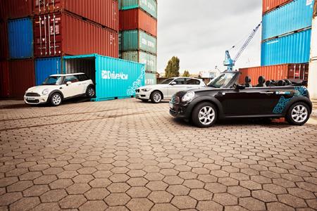 Neues Carsharing-Angebot für Hamburg von DriveNow: 450 Fahrzeuge werden angeboten