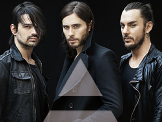 Live in der o2 world Hamburg –  Thirty Seconds To Mars