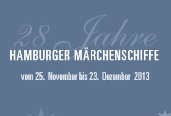 Die Märchenschiffsaison in Hamburg ist eröffnet