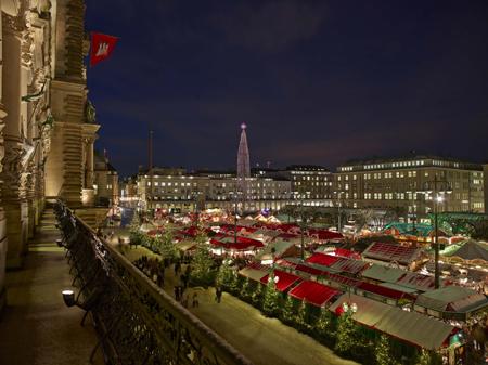 Hamburg, ein einzig großer Weihnachtsmarkt – Weihnachtsmärkte in Hamburg