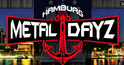 Auch 2014 – 3. HAMBURG METAL DAYZ