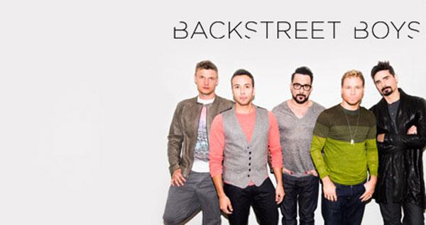 Sie sind zurück: Backstreet Boys live in der o2 World Hamburg