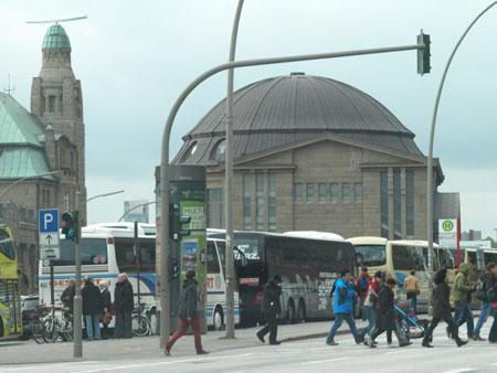 Extra-Hafenrundfahrten zur INTERNORGA 2014 in Hamburg