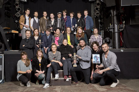 "Preisträger Hamburger Musikerpreis ""Krach & Getöse 2014"" stehen fest"