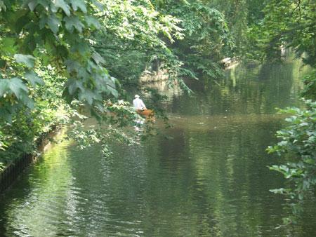 Promis zeigen euch die Lieblingsplätze am Wasser der Metropolregion Hamburg