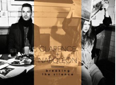 HanseKlub Vol. 1 bringt Hamburger Elektro Pop Duo Clarence + Napoleon direkt von der Bühne ins Radio