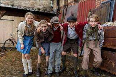 DAS WUNDER VON BERN: Kinderdarsteller für Hamburgs neues Musical gesucht