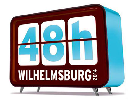 48h Wilhelmsburg vom 13. bis 15. Juni 2014 mit 162 Acts an 80 Orten der Elbinseln