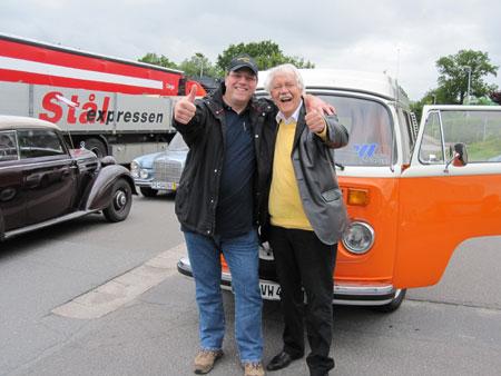 Für alle Oldtimer-Fans: Classic Car bei Auto Wichert in Hamburg