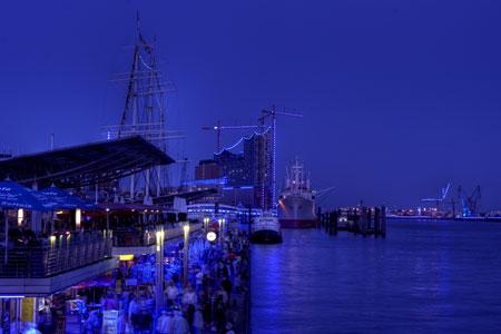 Das Programm zu den Hamburg Cruise Days