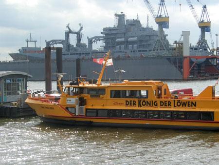 Fotogalerie Rund um den Hamburger Hafen – Landungsbrücken