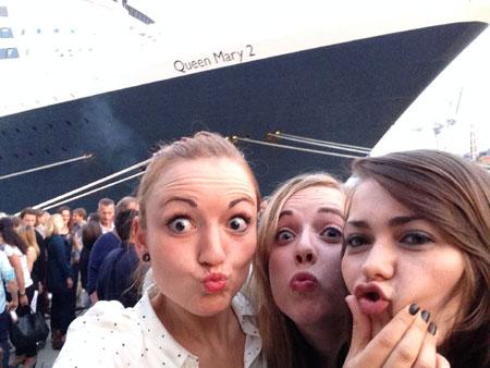 Cruise Selfie Contest Hamburg – Die Gewinner stehen fest