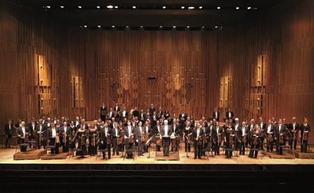 Mehr! Theater am Großmarkt – Großes Eröffnungskonzert mit dem London Symphony Orchestra