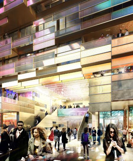 Klubhaus St. Pauli feiert fertigen Rohbau mit feucht-fröhlicher Kiezparty