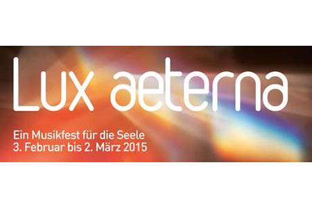 22.000 Besucher bei »Lux aeterna« 2015