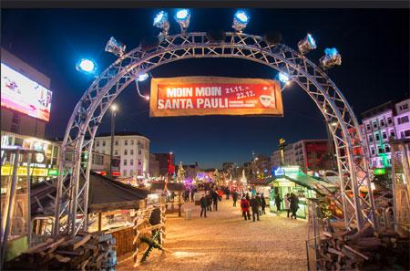 Santa Pauli – Hamburgs geilster Weihnachtsmarkt, auch 2014