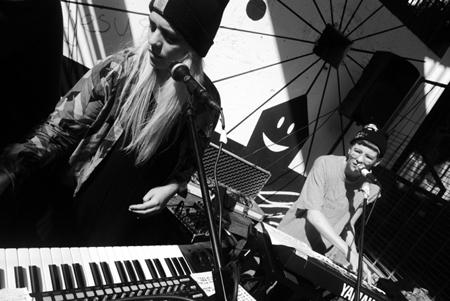 ZUCKER (live) bei STIMME X – neues Musiktheater für Hamburg