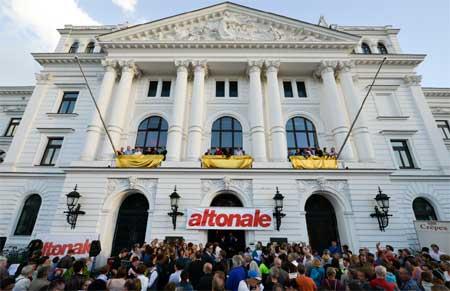 Hamburg: Die Höhepunkte der altonale17 am Wochenende