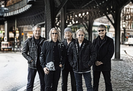 Deep Purple live in Hamburg