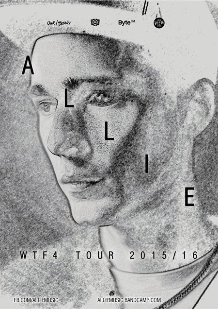 ALLIE (Berlin) + Band  live im Nachtasyl Hamburg